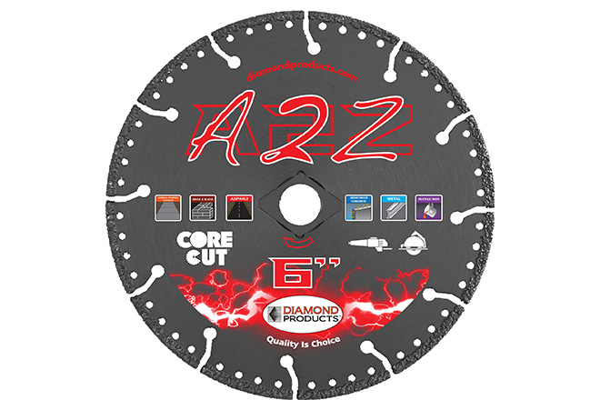 A to Z Cutting Blade
